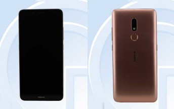 Nokia TA-1258 appears on TENAA, key specs and images in tow