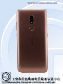 Nokia TA-1258 in Gold Sand