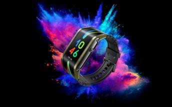 nubia Watch revealed alongside Red Magic TWS earphones