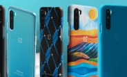 Here are all six official OnePlus Nord cases