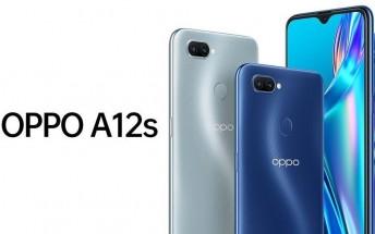 Oppo A12s announced: Helio P35 SoC, 6.2