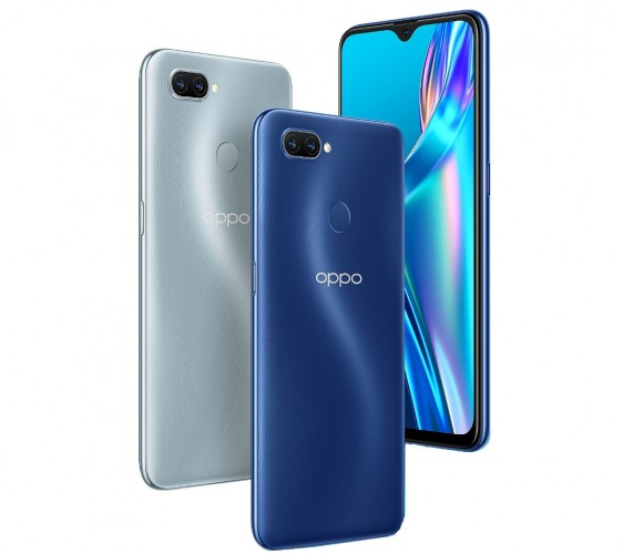 Oppo A12s announced: Helio P35 SoC, 6.2'' display, and dual camera