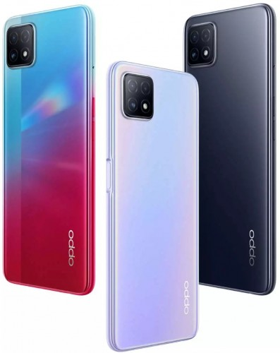 Oppo A72 5G goes official with Dimensity 720 SoC and 6.5'' 90Hz display