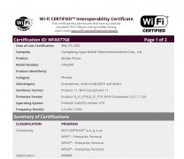 Wi-Fi Alliance and Bluetooth SIG certifications