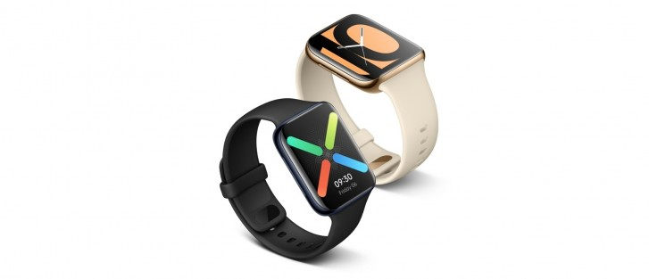 New Oppo Watch goes global with SD3100 chipset, WearOS