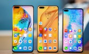 Huawei  P40 series' latest update enhances  the front cameras