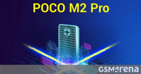 Poco M2 Pro arriving on July 7 with quad cameras