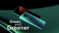 Poco M2 Pro comes in Green and Greener color