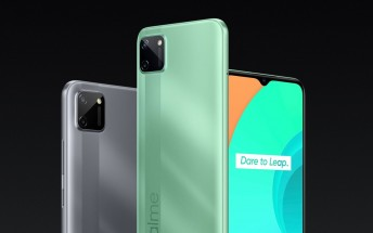 Realme C11 may be coming to Europe soon