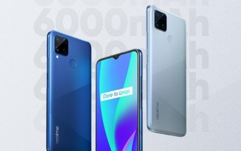 Realme C15 will be unveiled on July 28, sports 6,000 mAh battery