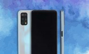 Realme RMX2111 goes through TENAA with 5G chipset, 48MP cam - could be the V5