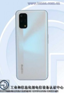 Realme RMX2111/RMX2112: L-shaped quad camera
