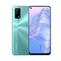 Realme V5 in Silver, Blue, Green