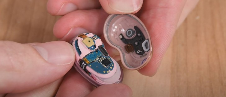 Samsung Galaxy Buds Live are easily repairable, iFixit teardown finds