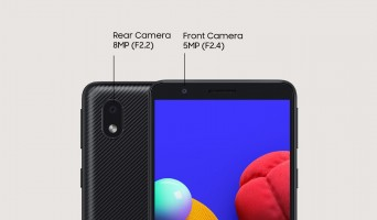 8 MP rear and 5 MP front cameras