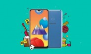 Samsung Galaxy M01s unveiled with 6.2-inch LCD and Helio P22