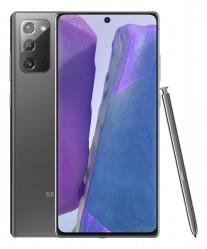 Samsung Galaxy Note20 in Mystic Gray color