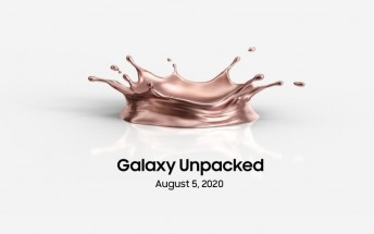 Samsung Galaxy Note20 is coming on August 5