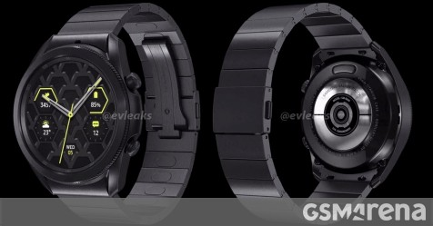 Samsung Galaxy Watch3 photographed by the NCC, short teaser video leaks