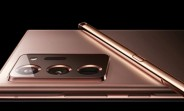 "Samsung leaked the Galaxy Note20 Ultra in ""Mystic Bronze"""