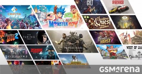 Google phác thảo 20 trò chơi mới sắp tới Stadia