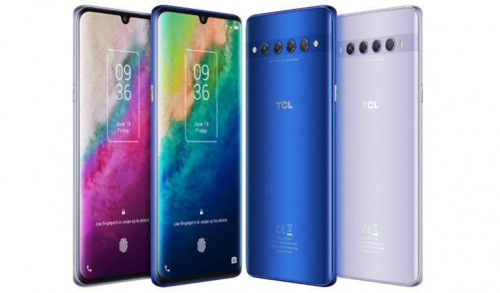 TCL 10 Plus and TCL 10 SE go official in Russia