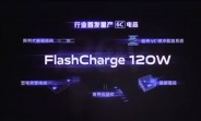 iQOO officially unveils Super FlashCharge 120W