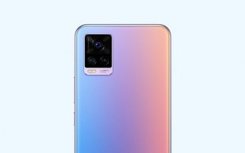 vivo S7t is official with a Dimensity 820 chip