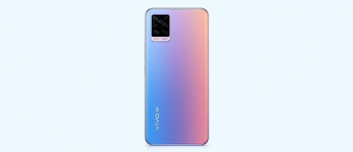 Take a look at the beautiful vivo S7 in its official render