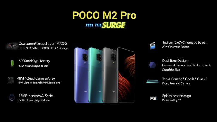 Weekly poll: is the Poco M2 Pro something you want or has the brand lost its way?