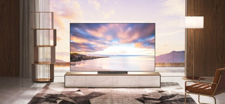 "Xiaomi starts selling a premium 65"" 4K OLED Mi TV Master, costs over $1,800"