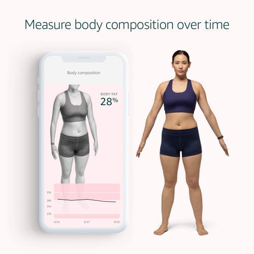 Amazon unveils Halo band and service, which can 3D scan your body, listen to the tone of your voice