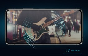 Zenfone 7 audio features powered by Nokia OZO: Mic Focus
