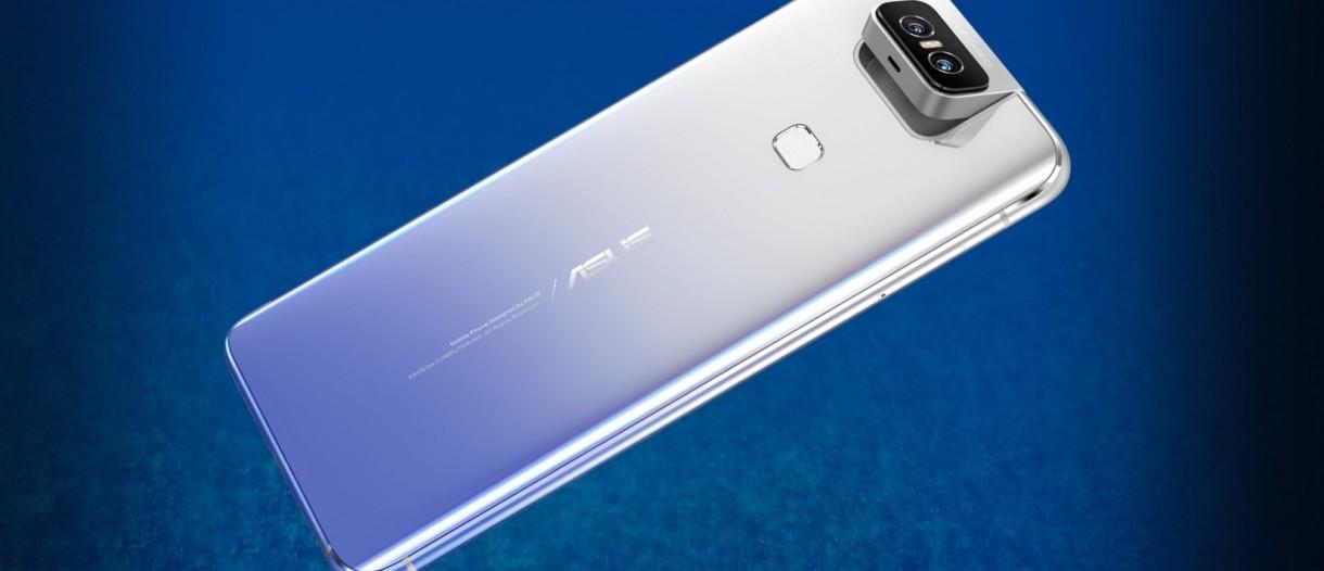 """Asus Zenfone 7 specs found in kernel code: 6.4"""" 60 Hz LCD, 64 + 12 MP  camera on flip up - GSMArena.com news"""