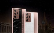 Caviar unveils monument-inspired Galaxy Note20 Ultra Eternity with marble and rose gold