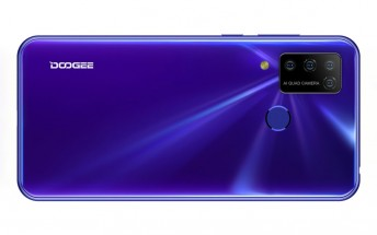 Doogee announces $170 N20 Pro with Helio P60 and 6GB of RAM