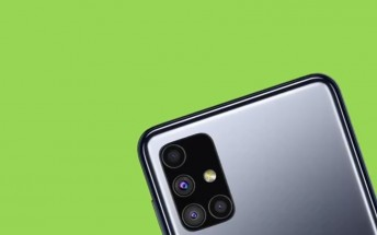 Samsung releases a  Galaxy M51 teaser