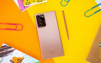Samsung announces record-breaking Galaxy Note20 pre-orders in the UK