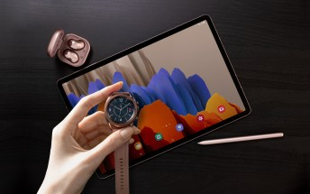 These infographics are the fastest way to get to know the Galaxy Tab S7, Watch3 and Buds Live