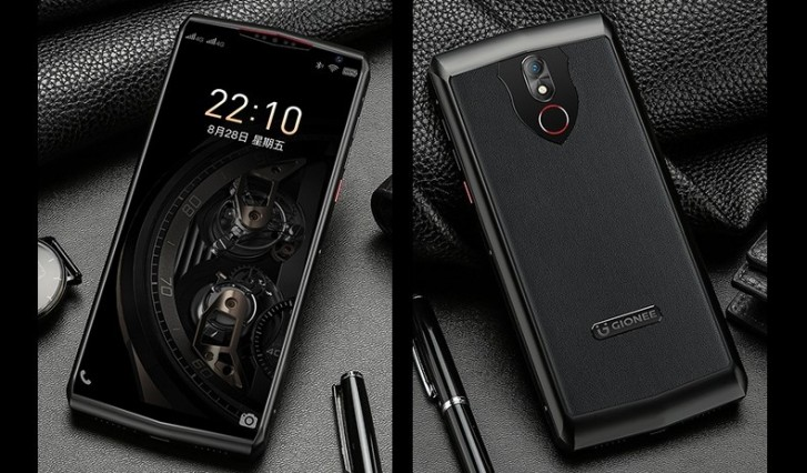 Gionee M30 with 10,000 mAh battery announced in China