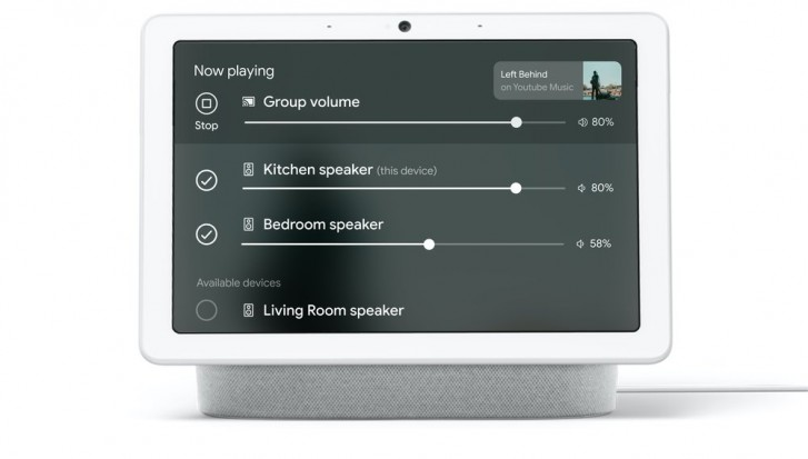 Google Nest Multi-room audio gets updated with more control