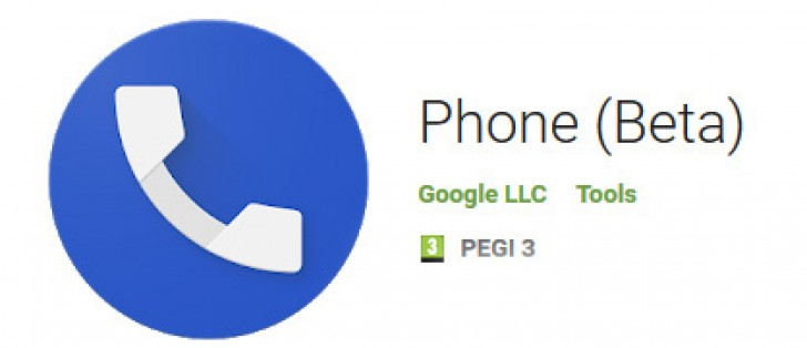 Google Phone app (beta) now available for some more non