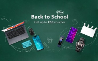 Honor's Back to School promo offers bundles with phones, laptops, routers and more