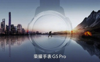 Honor will announce Watch GS Pro at IFA, Pad 6 and Pad X6 tablets to tag along