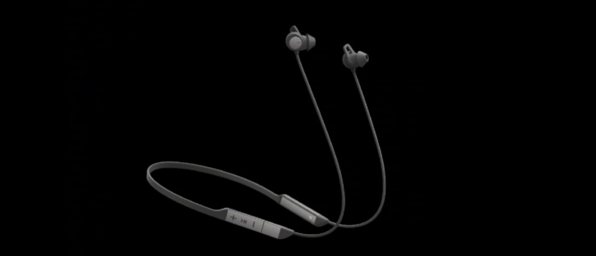 Huawei FreeLace Pro headset official with ANC, built-in USB-C cable - GSMArena.com news