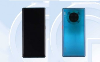 New Huawei Mate 30 Pro variant passes by TENAA