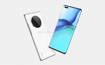 Huawei Mate 40 Pro renders also arrive, reveal dual punch hole display