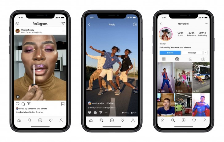Instagram officially launches Reels in attempt to take down TikTok