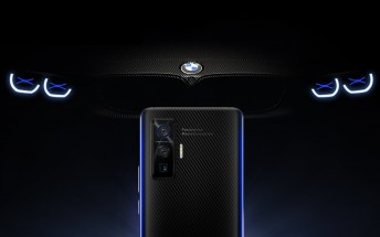 iQOO 5 BMW edition appears in an official poster with triple rear camera