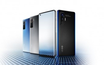 iQOO 5 and 5 Pro unveiled with 120Hz screens, Snapdragon 865 and blazing fast charging